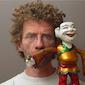 De Wolk : verteltheater met ongewone poppen