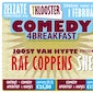Comedy4Breakfast met Raf Coppens