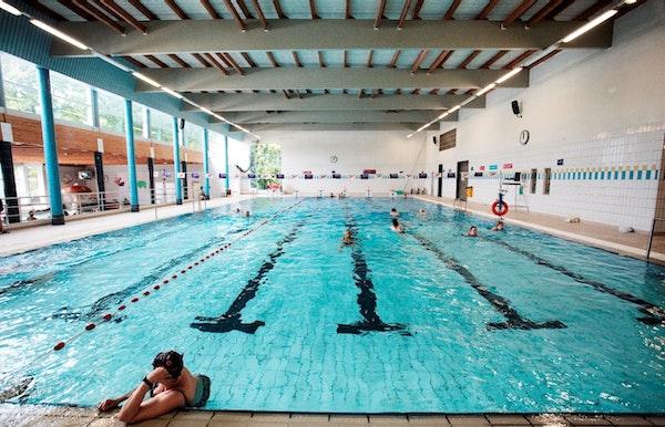 Zwembad Park van Merksem