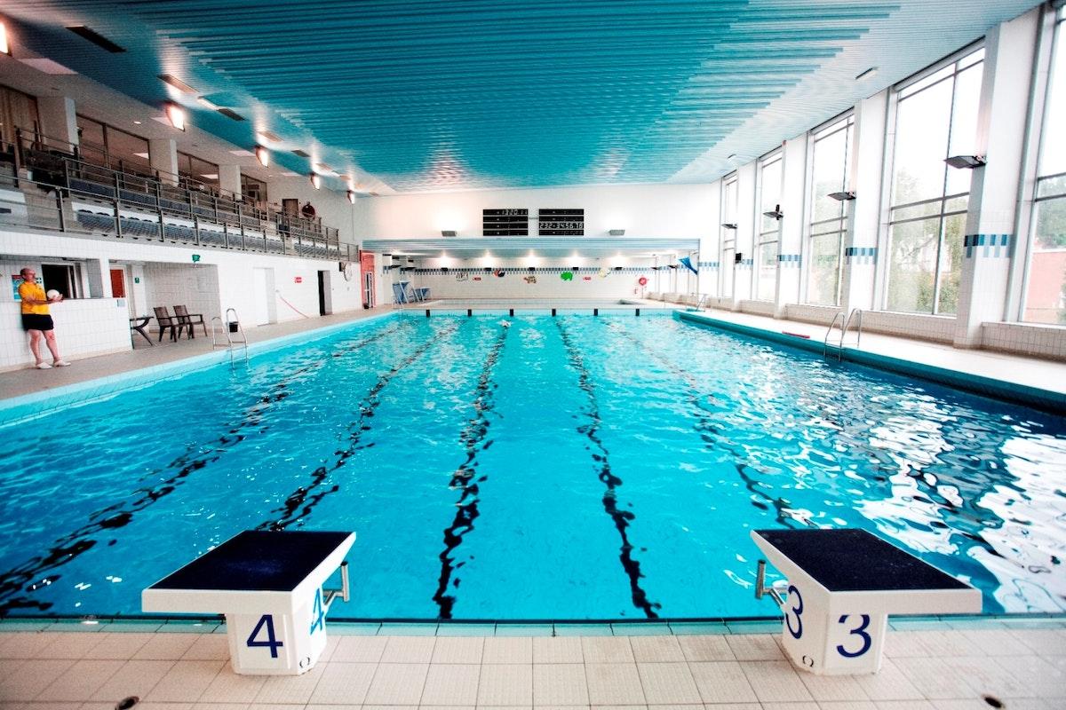 Zwembad groenenhoek berchem uit in vlaanderen for Zwembad belgie