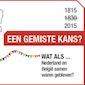 Een gemiste kans    Wat als... Nederland België samen waren gebleven