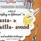 Pasta- & Paella Avond Volleybalclub Primavera Betekom