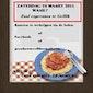spaghetti dag CV DE PEENHAWWERS