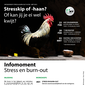 Infomoment stress & burn-out