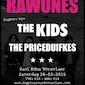 10 jaar The Rawönes met THE KIDS!!!!
