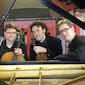 Muziek in de Brakelse bib : Trio Sergio Rogier, Valentijn Biesemans en Jan Lust
