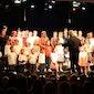 WAK Concert Dolce Canto kinderkoor en DC Belles Band