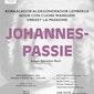 Johannespassie van Bach
