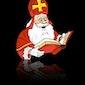 Repetitie Klub Musette en bezoek van de Sint