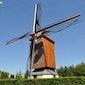 Sint-Martens-Latem met bezoek aan de Sint-Baafsmolen (open aanbod)