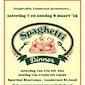 Spaghetti Dinner - Jeugdvolley Londerzeel