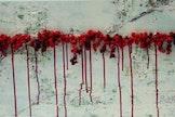 Bloemen voor Vrede door Ann Wattiez
