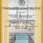 Toneel Foei Minister