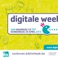 Workshop 'Aan de slag met je tablet' (Digitale Week)