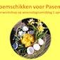 Bloemen schikken voor kinderen Gezinsbond