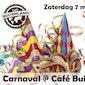 Carnaval @ Café Buitenland