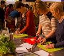 Antwerpen, Kookworkshop Verder met Veggie (EVA)
