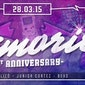 SETT PRESENTS - MEMORIES - 1st ANNIVERSARY