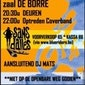 PARTY BLUERIDERS OP 18042015 IN THEATERZAAL DE BORRE