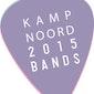 Kamp Noord 2015 - Halve finale @ JH Cahier de Brouillon
