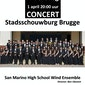 Concert in de Stadsschouwburg Brugge 1 april