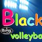 Blacklight volleybaltornooi