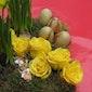 Bloemschikken voor Pasen