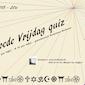 kEIgoede Vrijdag quiz