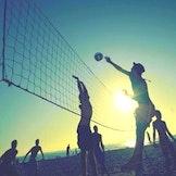Beachvolleybal Chiro Brecht
