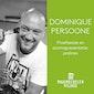 chocoladedegustatie en aromapresentatie met Dominique Persoone