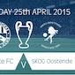 Finale beker WVL Dames: RKFC Ladies - SKOG Oostende