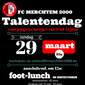 Talentendag bij FC Merchtem 2000