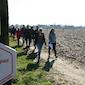 Startmoment Wegspottersproject Wetteren