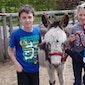 Assertiviteitskamp 'MAAK VAN JEZELF EEN ANDERE IK' en spiegelen met ezeltjes