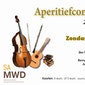 Aperitiefconcert 'Jazz & Words'