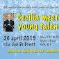 Cecilia meets young talent!