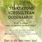 Startavond voedselteam Oudenaarde