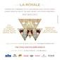 / La Royale Party au Concert Noble / 1st Anniversary