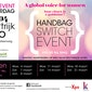 Handbag Switch Event