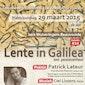 Lente in Galilea - Passiespel