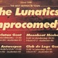 The Lunatics improcomedy + Laatste voorronde Lunatics Comedy Cup 2015