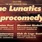 The Lunatics improcomedy + Maarten Desmet, Joris van Peer en Raymon Hofkens