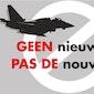 Informatieve gespreksavond rond de toekomst van het Belgische leger en de aankoop van gevechtsvliegtuigen