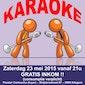 Theater Cartouche Karaoke-avond