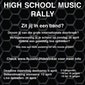 High School Music Rally