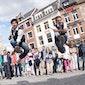 Festival op locatie -  PLANET JUMP ROPE  in Kasteelbrouwerij Ter Dolen