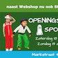 Van webshop tot stenen winkel - Spookies opendeurweekend