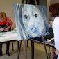 Tentoonstelling teken- en schilderatelier