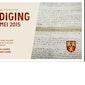 Overhandiging 15de eeuws manuscript Sint-Jorisgilde