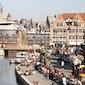 Davidsfonds Laakdal -  Stadsbezoek en rondvaart te Gent